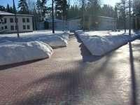 Система отопления и снеготаяния