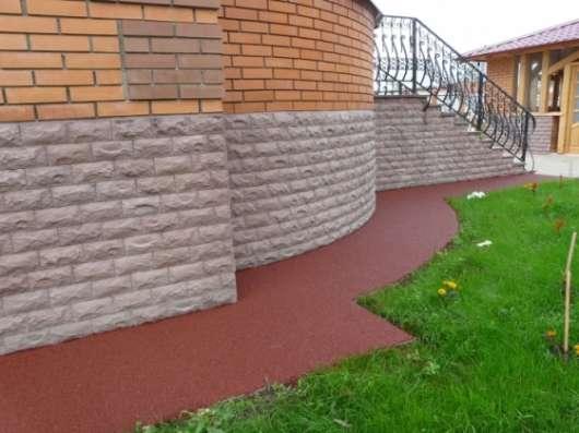 Резиновое покрытие для ступенек, входа, лестницы, пандусов