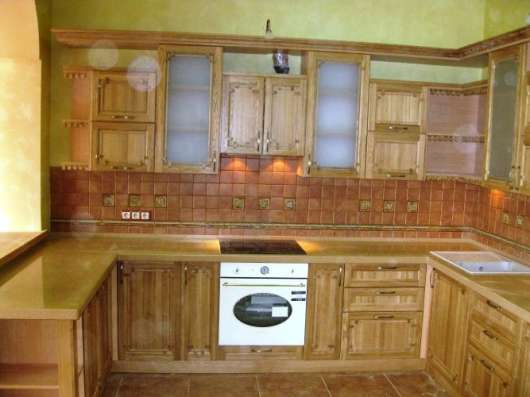 Кухонные гарнитуры под заказ