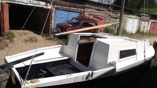 Яхта парусно-моторная продаю в Иркутске Фото 4