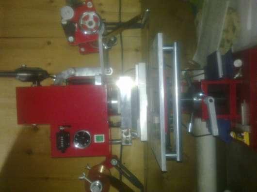 Пресс горячего тиснения ТС-800 ТМ