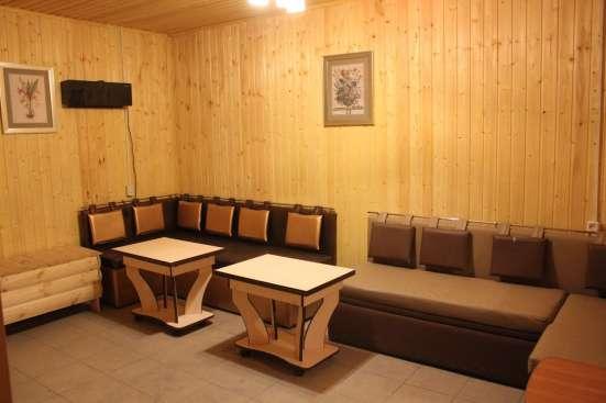 Баня на дровах, сауна