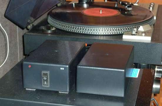 Продаю ММ корректор RIAA - 78
