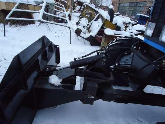 Отвал бульдозерный гидроповоротный для мтз-80/82