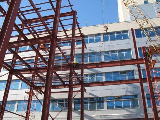 Реконструкции зданий