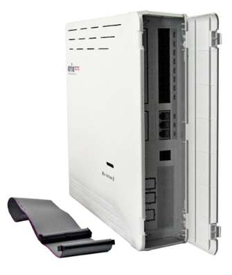 Многофункциональная, цифровая атс Aria Soho Ericsson-LG 9/32
