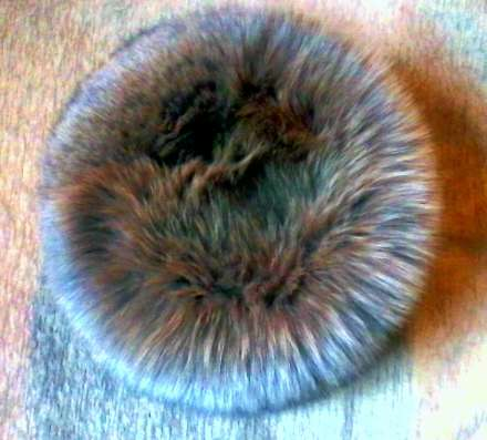 Зимняя женская шапка из песца в Москве Фото 1