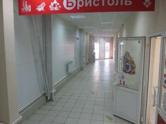 Сдается торговая площадь в ТЦ от 1 до 100 кв.м