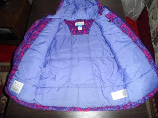 Куртка на рост 140-146 Columbia