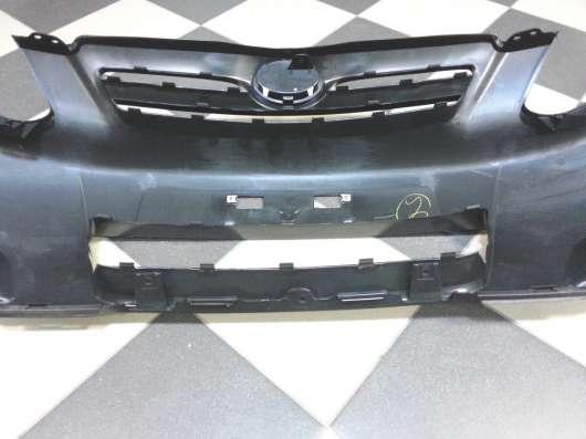 Бампер передний на Toyota Allex.OEM 52119-13922