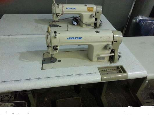 Прямострочная швейная машина JACK 8720
