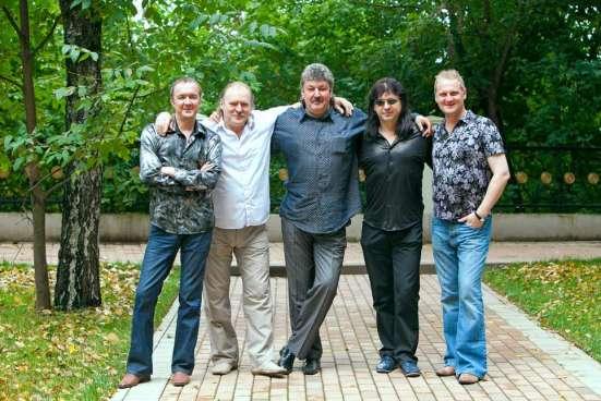 Музыканты на юбилей, день рождения, живая группа на юбилей