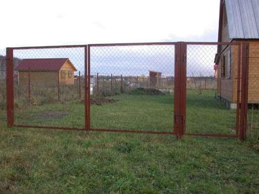 ворота и калитки садовые в Смоленске Фото 1