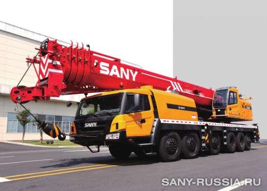 Продам автокран Sany STC 750 Евро 4 2014 в Москве Фото 2
