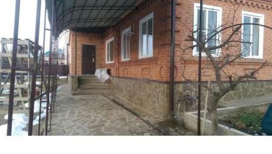 В Кропоткине кирпичный дом 86 кв.м. по ул.Пушкина.