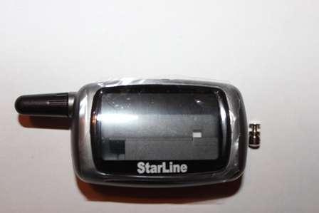 Корпус ЖК брелка Starlineа8, A9.Новый.