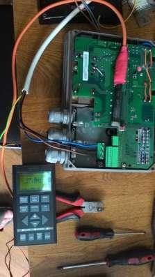 Ремонт частотных преобразователей и промэлектроники