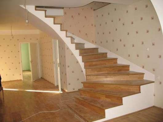 бетонные лестницы в Красноярске Фото 1