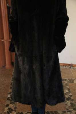 Норковая шуба в Екатеринбурге Фото 3