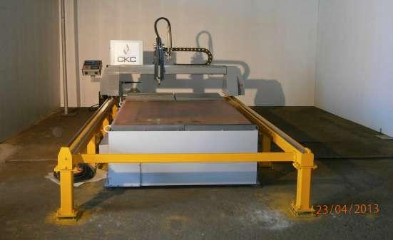 Модернизация машин термической резки