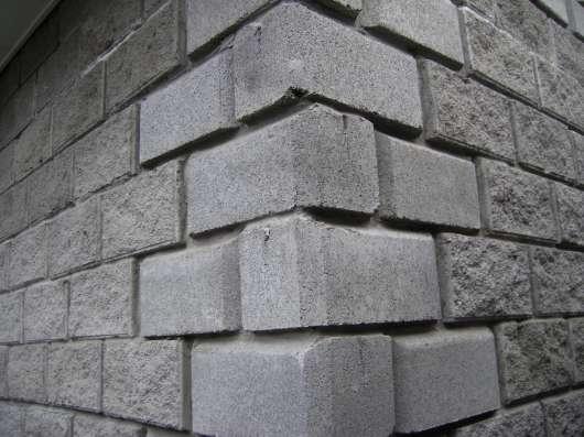 Блок стеновой от производителя