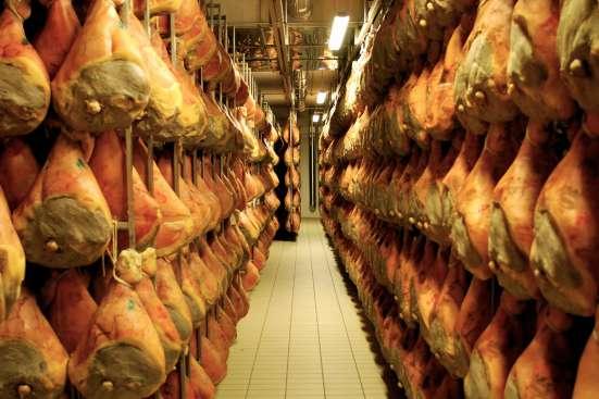 Итальянские мясные деликатесы в г. Милан Фото 2