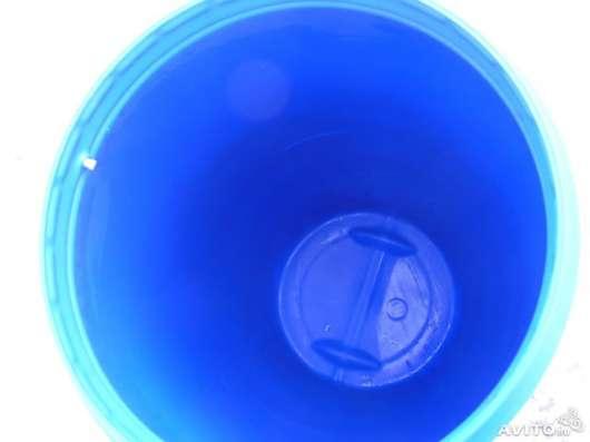 Бочка пластиковая L-Ring Plus 227 литров в Челябинске Фото 1