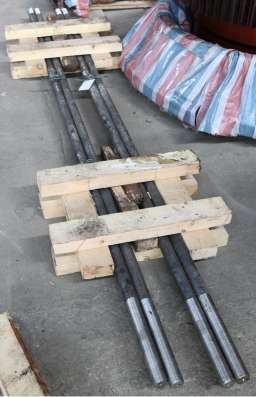 Фундаментный болт ГОСТ 24379.1-80 изготовление и доставка в Орле Фото 2