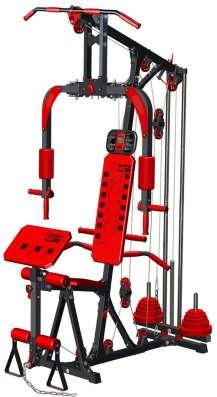 Продам новую Станция силовая со свободными весами вес 45 кг.