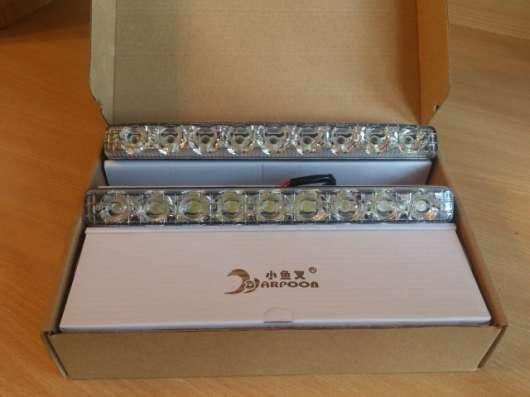 Дневные ходовые огни LED DRL ,сверх яркие диоды