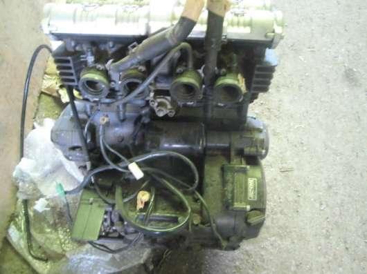 Двигатель YAMAHA FZR 400 R