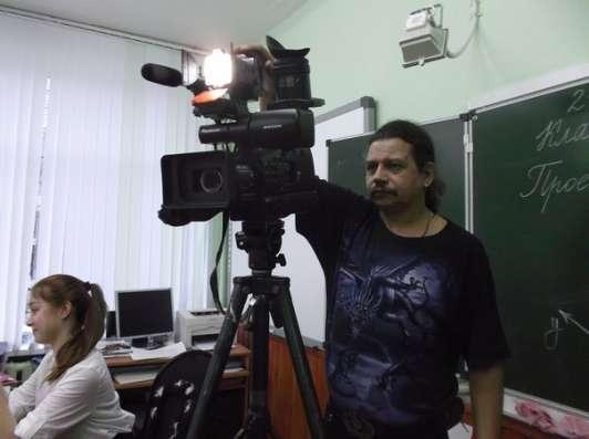 Видеосъёмка детских праздников