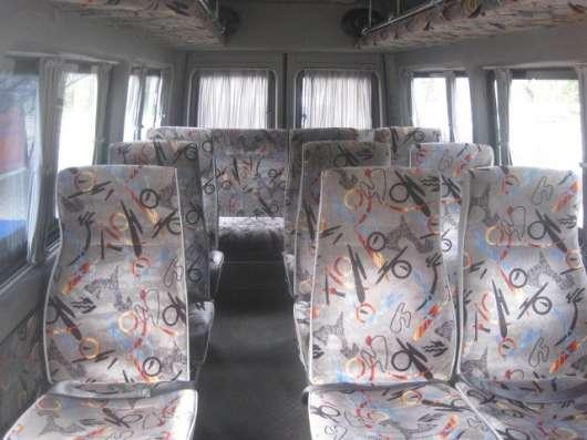 заказ микроавтобуса в Новосибирске Фото 1