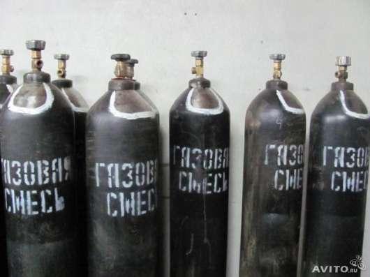 Модифицированная газовая среда