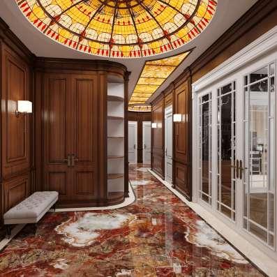 Превосходный дизайн интерьеров в английском стиле. Design O! в Санкт-Петербурге Фото 2
