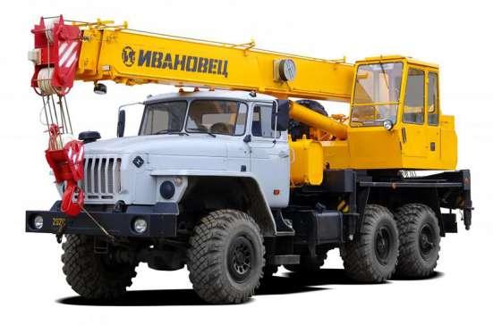 Услуги автокрана 5 тонн, 25 тонн.