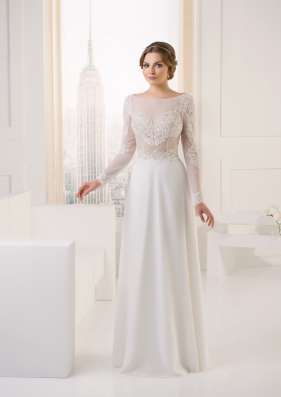 Новые свадебные платья из салона