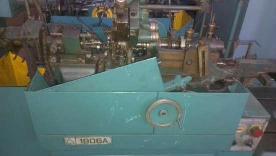 Токарные станки автоматы продольного точения 1В06А,1Е140,В33 в Челябинске Фото 1