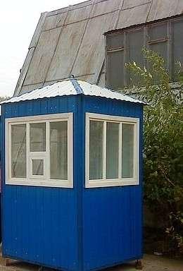 Пост охраны в Екатеринбурге Фото 1