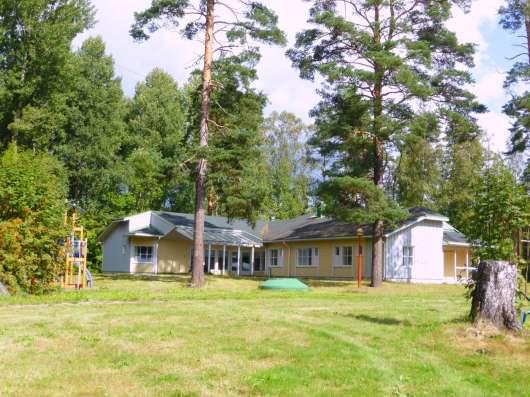 Аренда базы отдыха, Финляндия