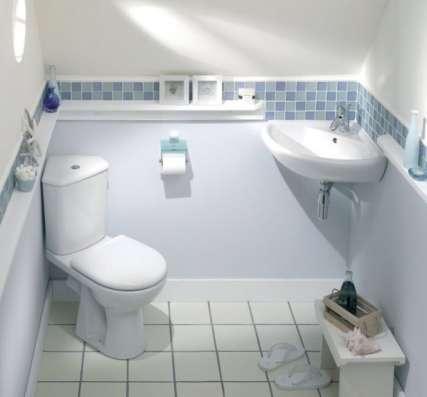 Ремонт ванной и туалетной комнаты в Красноярске Фото 1
