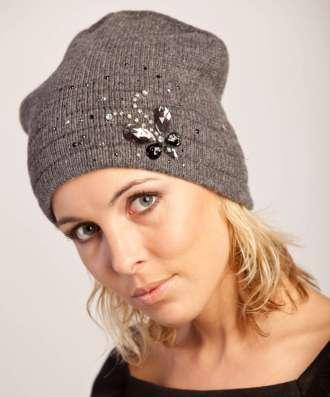 Женские головные уборы из трикотажа от производителя оптом в Москве Фото 1