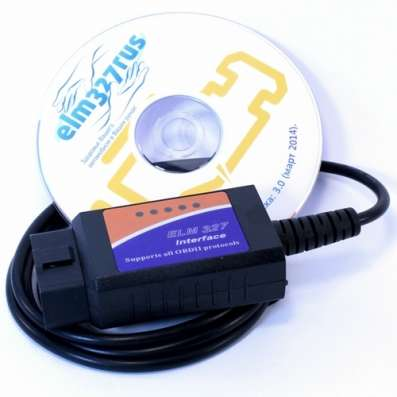 ELM327 USB Standard