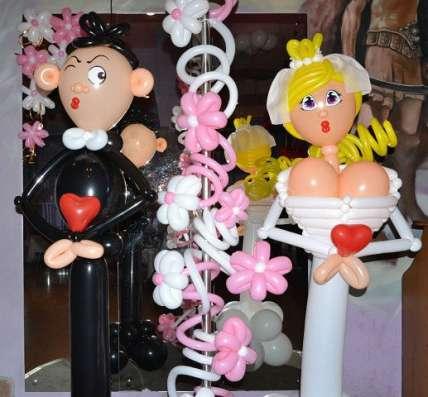 Оформление праздников шарами, цветами,тканью. в Березовский Фото 2