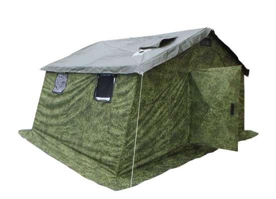 Армейская палатка 5М2 (двухслойная)