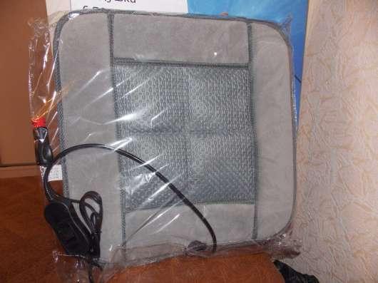 Подушку с подогревом из угля бамбука iSky