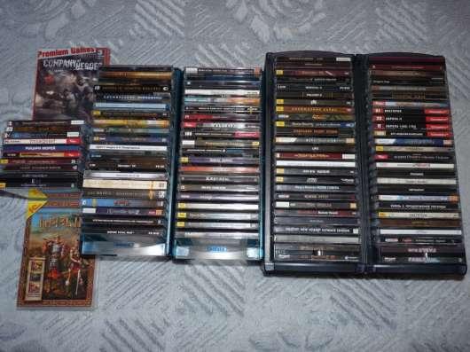 Коллекция дисков для PC