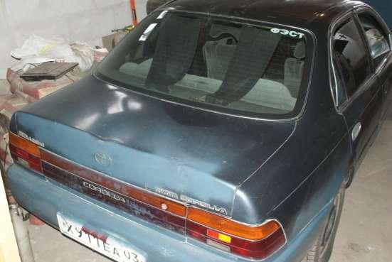 продам Тойота Королла 1993 г.в. дешево, цена 120 000 руб.,в Улан-Удэ Фото 2