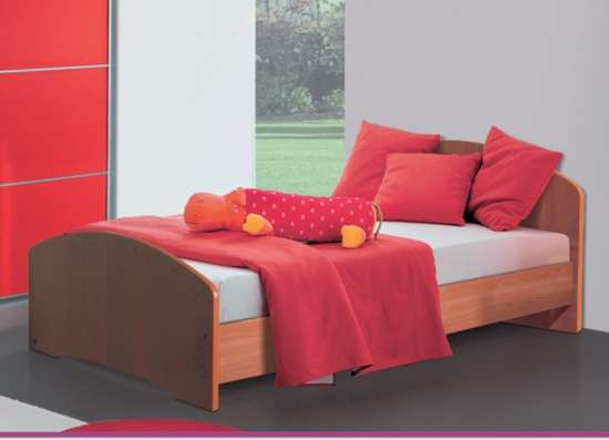 Кровать односпальная 800 мм