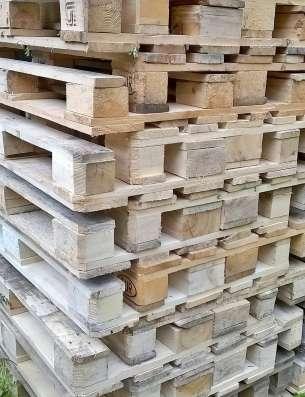 Поддоны деревянные г. Екатеринбург